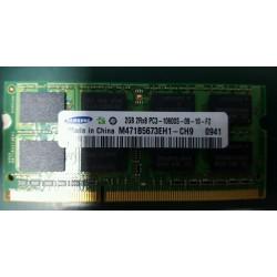 MEMORIA 2GB DDR3 SO-DIM PC3L-10600S
