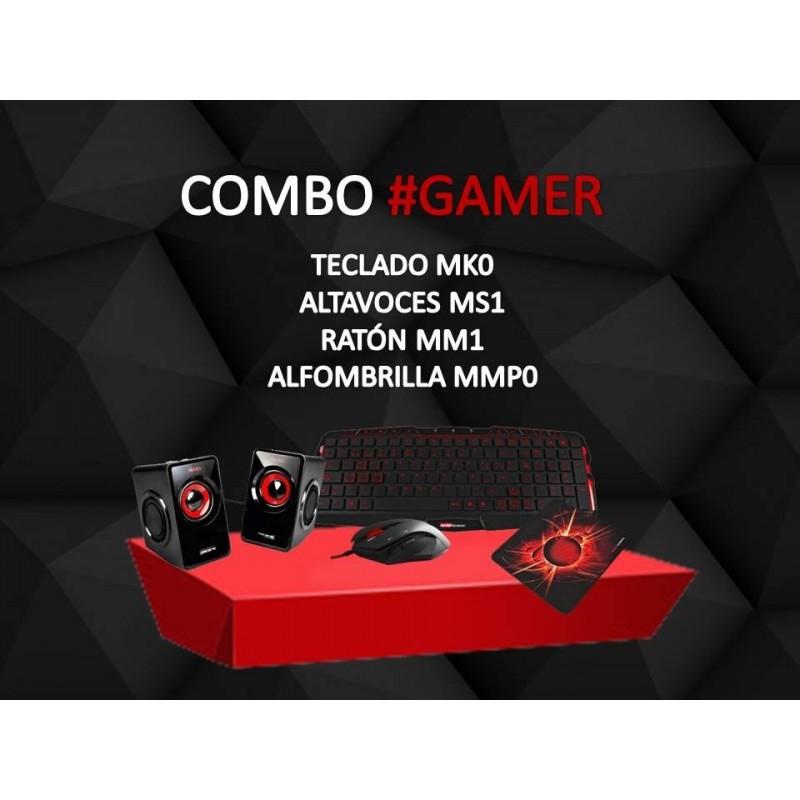 Combo Gaming Tacens Mars Gaming