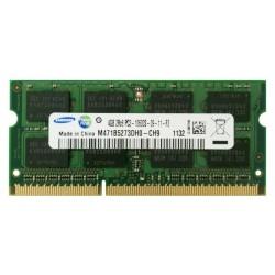 Ram SODIM samsung DDR3 4Gb 10600s