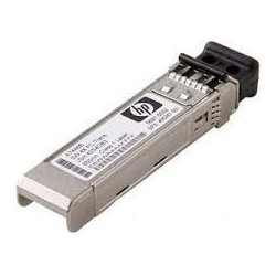 HP StorageWorks 4 Gb Short Wave Single Pack SFP Transceiver (A7446B)